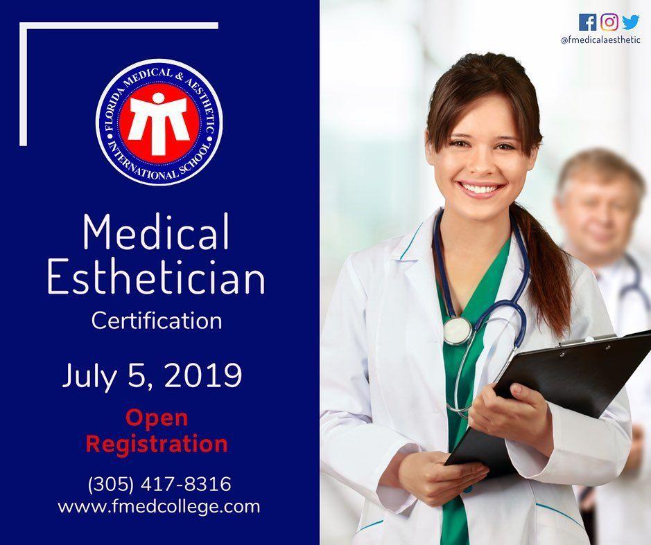 Medical Esthetician Medical esthetician, Medical