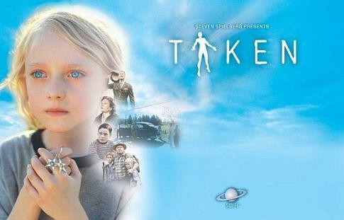 Taken A Steven Spielberg Mini Series Staring Dakota Fanning Com