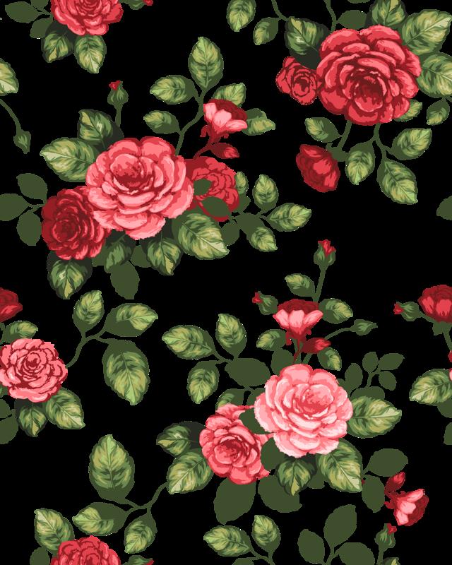 Resultado De Imagen Para Papel Decorativo De Flores Png