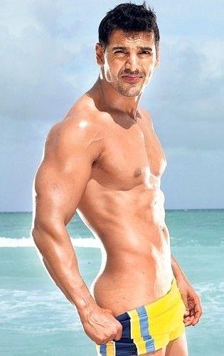 John Abraham So Hot
