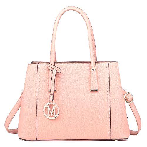 bd0e8787f4 Miss Lulu simili cuir sac à bandoulière sac à main élégant Design Top Handle  #Fashion