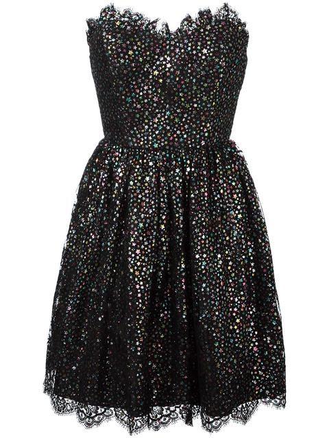 c16306a9fc8 Saint Laurent strapless cocktail dress | dresses | Strapless ...