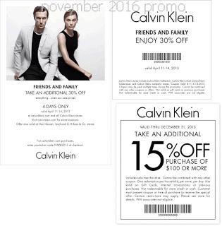 Calvin Klein Coupons Free Printable Coupons Printable Coupons Coupons