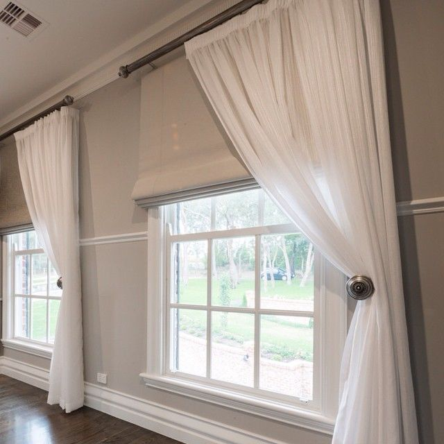 Dollar Curtains & Blinds Roman Blinds & Sheer Curtains