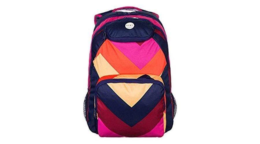9d526915b707 Roxy hátizsák lila-pink-narancs - Ifjúsági hátizsák - Iskolatáskák,  iskolatáska szettek, kiegészítők, írószer