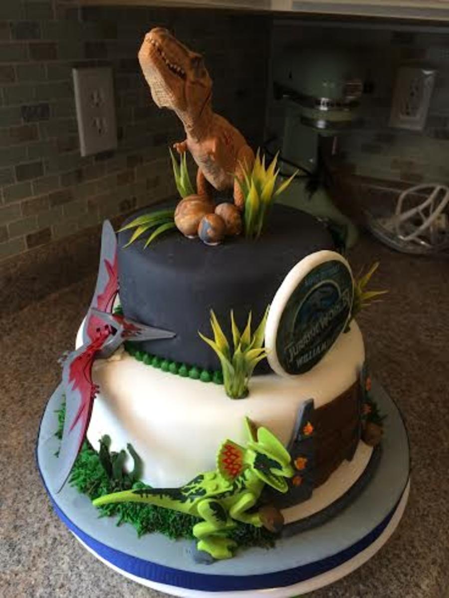 Jurassic Park Amp Jurassic World Cake Ideas Amp Inspirations