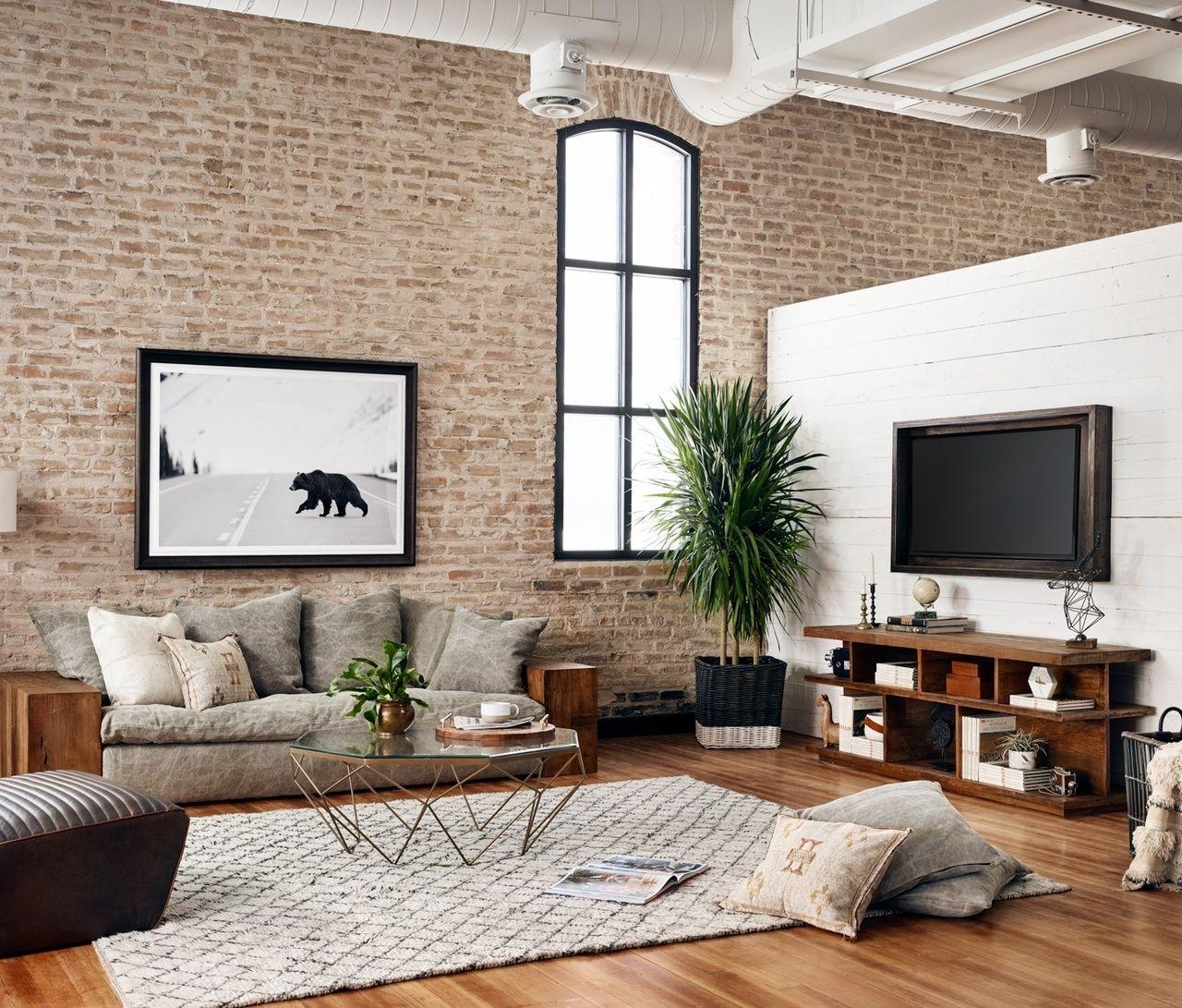 peroba wood furniture. Tylor Reclaimed Peroba Wood TV Media Console (https://www.zinhome. Furniture L