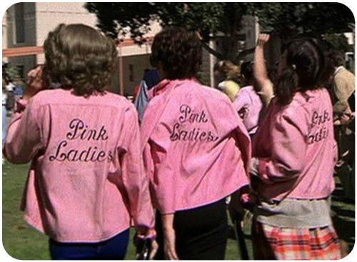 Original Pink Ladies Jacket ekyZWs