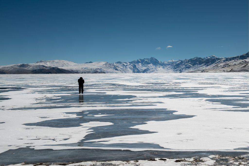 Juley... A Snowy Winter in Ladakh