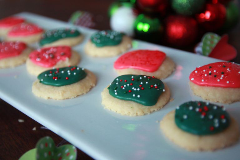 Melt Away Cookies Christmas Favorites Eat Drink And Be