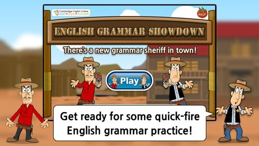 games English adults grammar