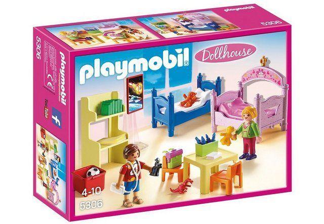 Konstruktionsspielsteine Buntes Kinderzimmer (5306) Dollhouse