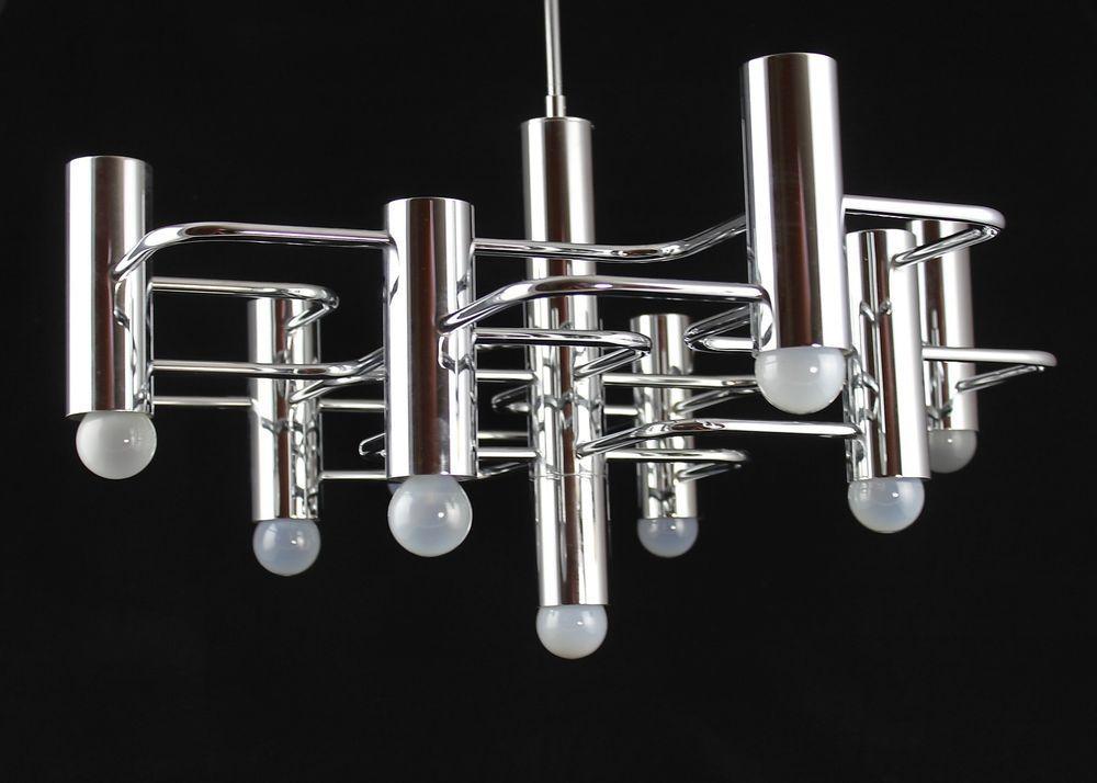 Sciolari lampe designerlampe deckenlampe mid century italien