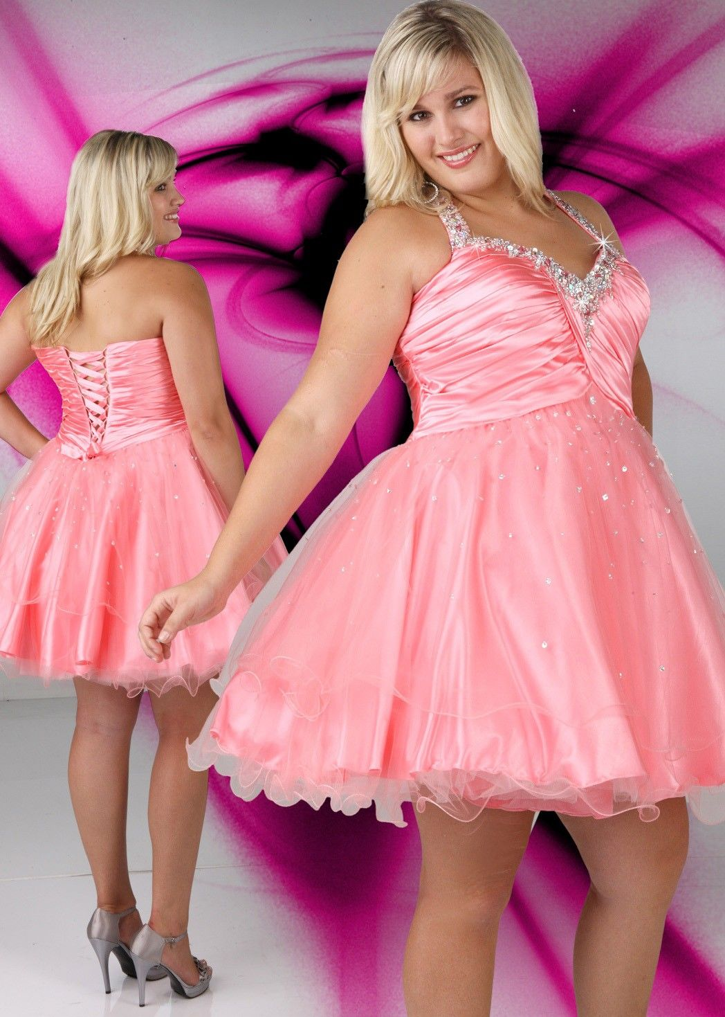 Plus Size Party / Prom Dress $175 They have 14w, 16w and 26w ...
