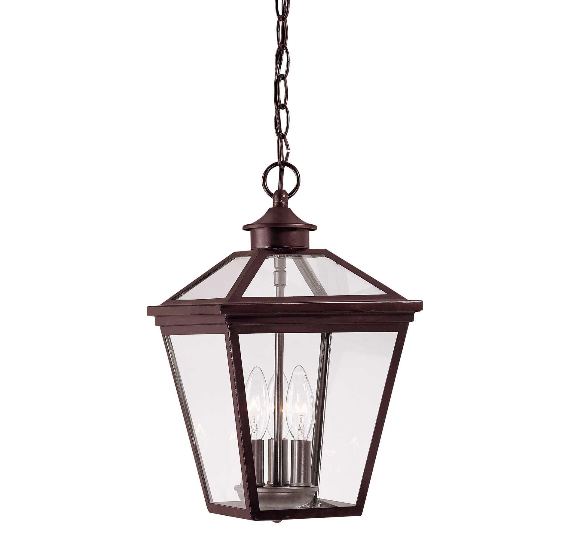 Savoy House 5-146-13 Ellijay Hanging Lantern in Outdoor Lights, Outdoor Hanging Lights: LightsOnline.com