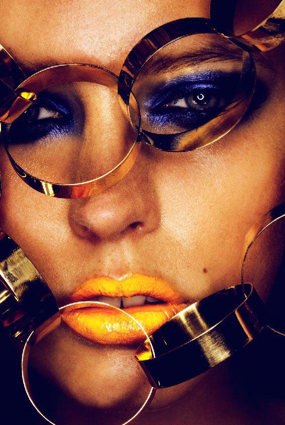 Make up by Marta Blasi