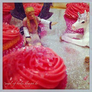 * Angel of Berlin: [bakes...] Fairy Cupcakes I - Minis