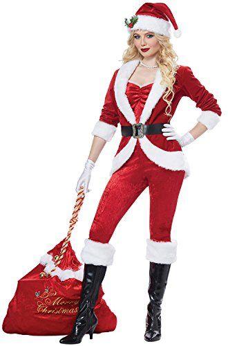 fde5a0da9 Be stylish and festive this holiday season! California Costumes Sassy Santa  Adult Costume-X-Large Cal... https: