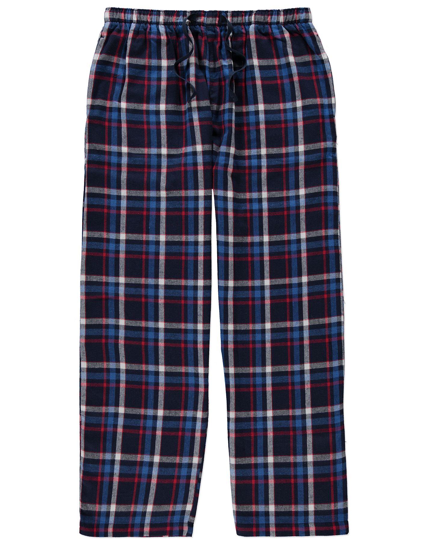 Woven Check Pyjama Bottoms | Men | George at ASDA | love | Pinterest ...
