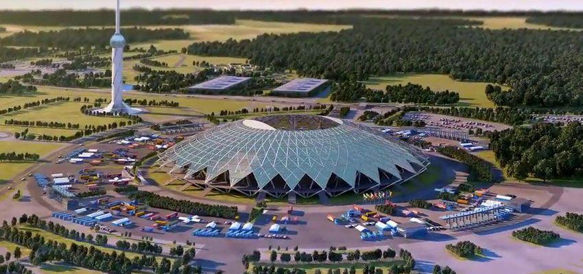 Resultado de imagen para Arena Samara