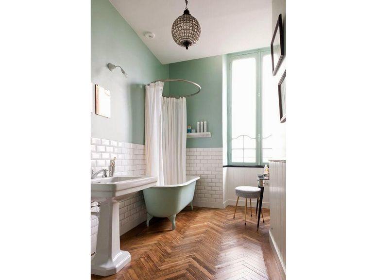 Idee Originali Per Il Bagno : 15 idee originali per colorare le pareti di casa grazia home is
