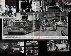 Recently Released Photo Showing Oswald In Door Way During The JFK Presidential Motorcade when he was supposed to be shooting the President. The American People were lied to. Click the photo for the story.