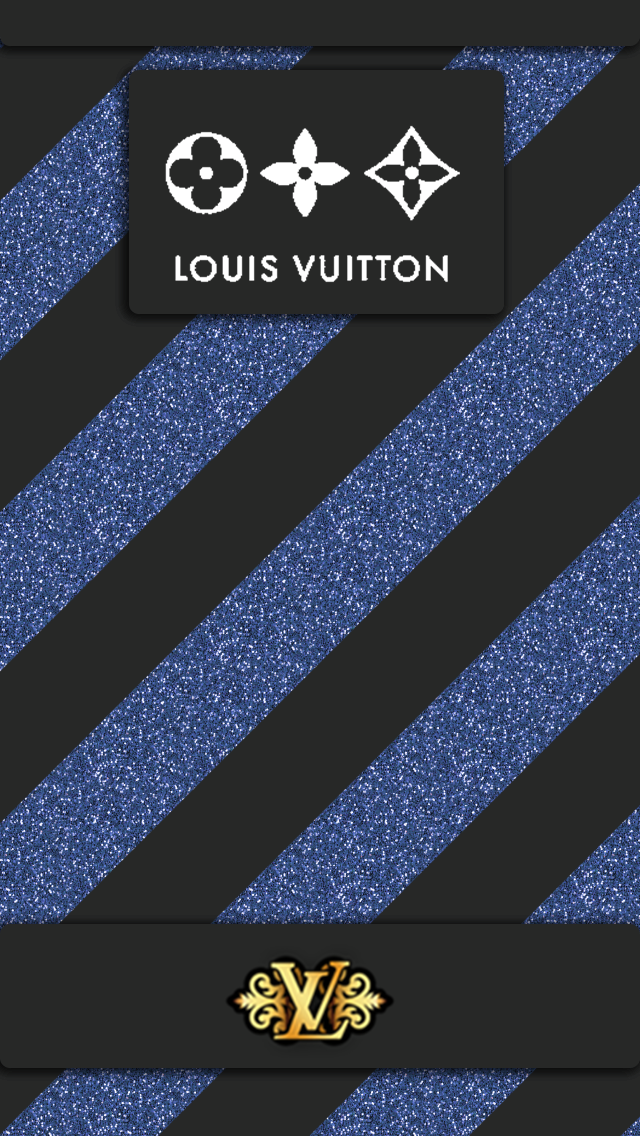 Louis Vuitton ☆☆ Color Blue (Navy/Dark Blue