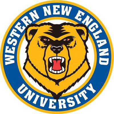 Wne Golden Bears Springfield Ma Western New England New England University University Logo