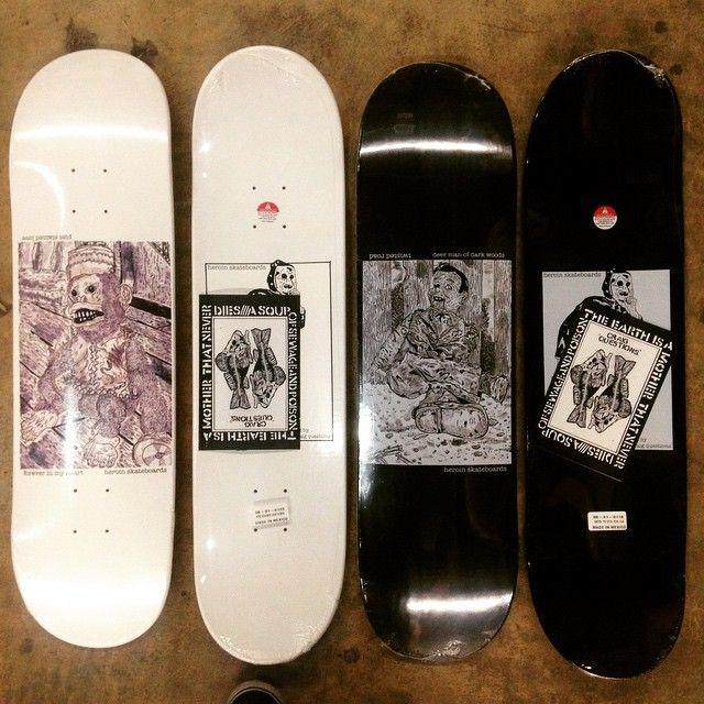 Thedailyboard Skateboard Skate Decks Skate