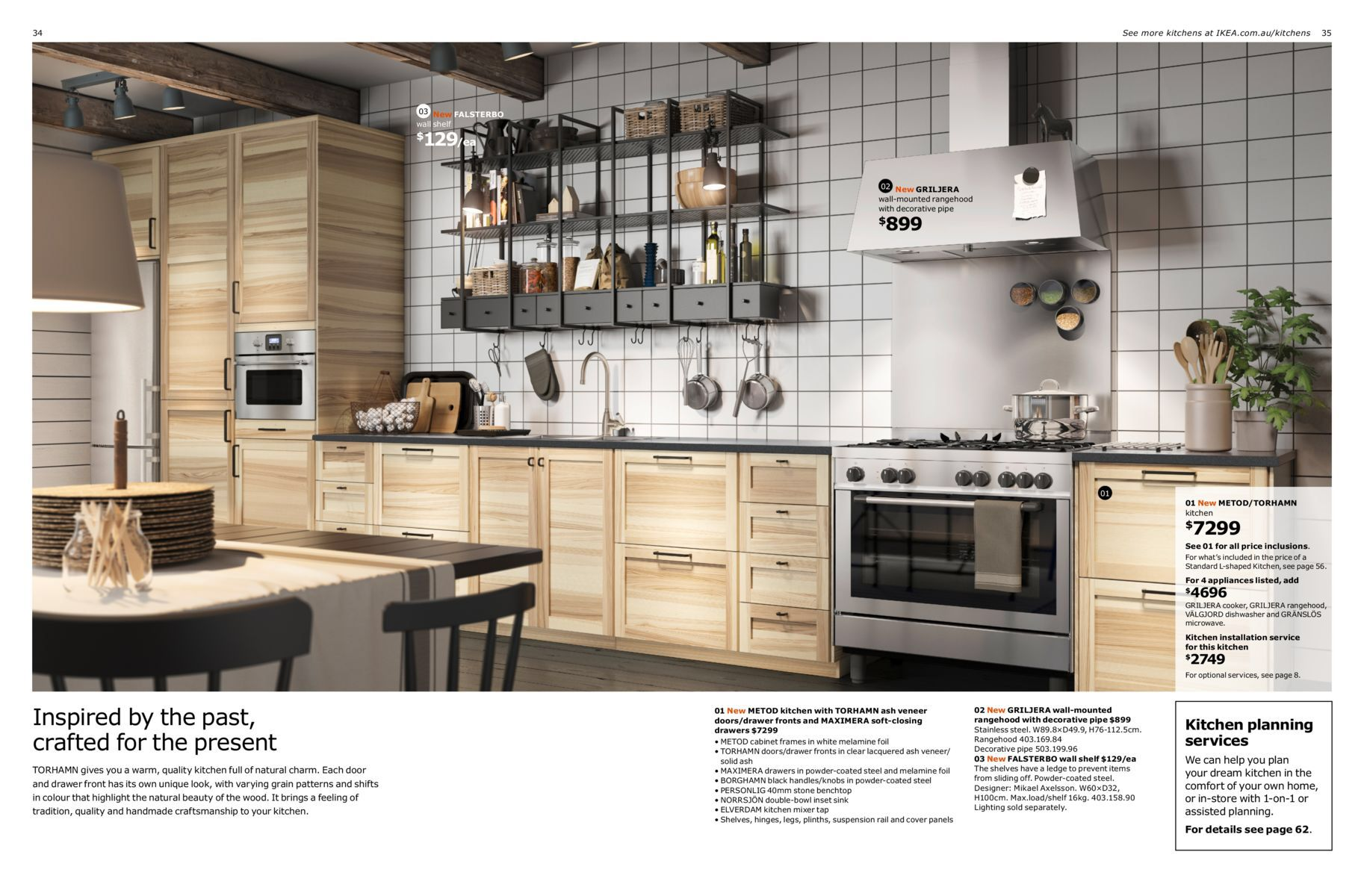Ikea Küche 199 Ikea Kitchen Metod Brochure 2017 Kitchen Ikea Kitchen Kitchen