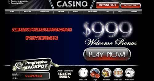 Black Diamond USA Online Video Pokersite Review Best