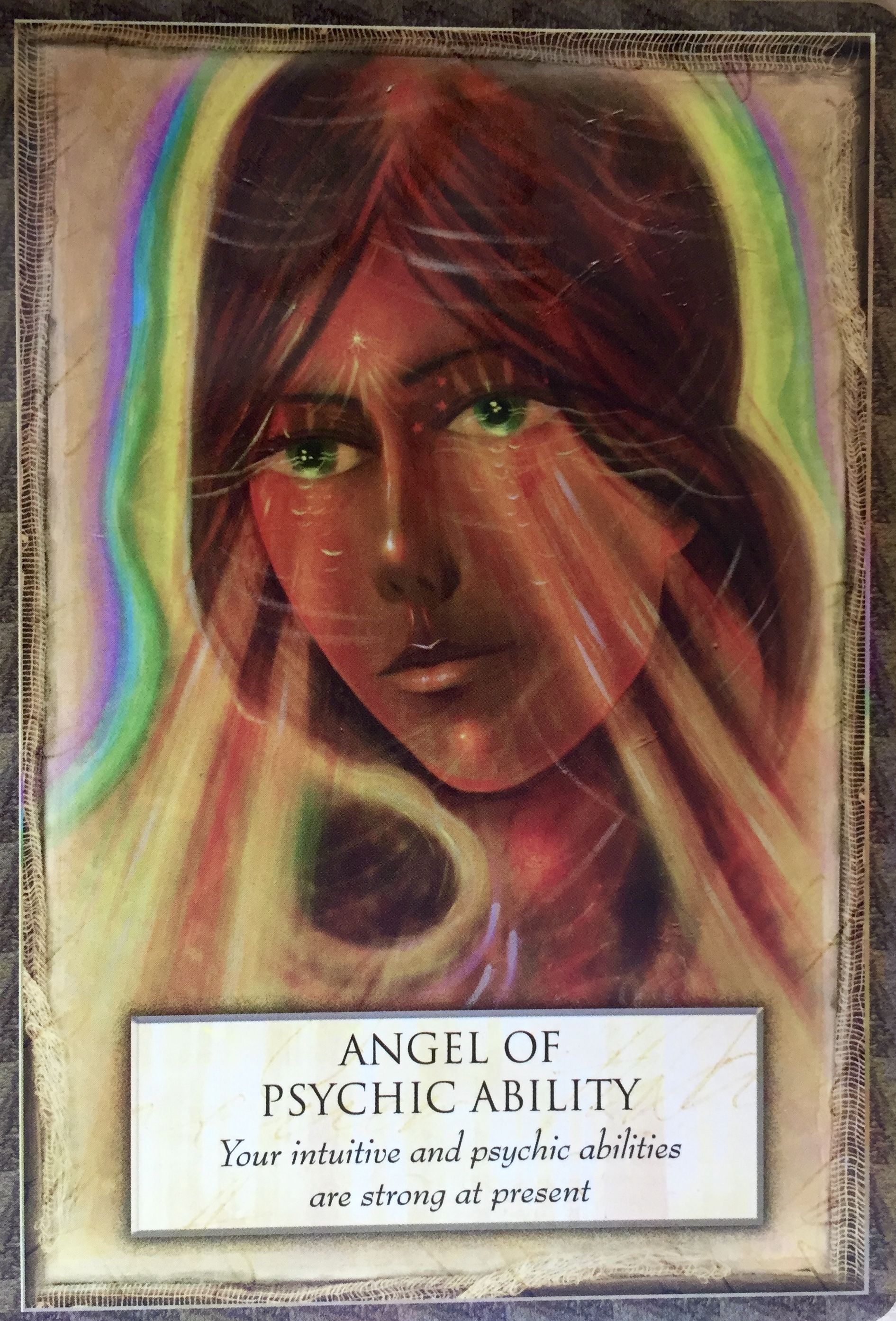 Your Psychic Angel