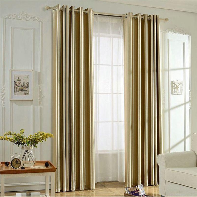 ombrage couleur pure pour bureau chambre à coucher simple moderne