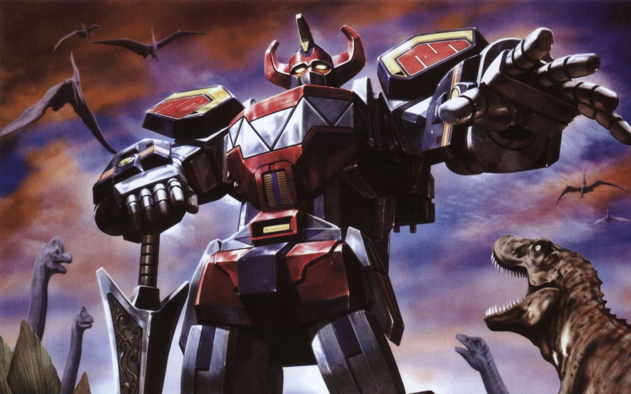 Megazord - Power Rangers Classic