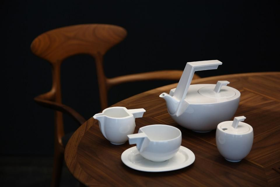 NewChi: Lighter than White, designed by Heinrich Wang