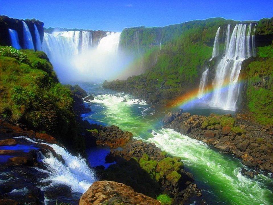 Arkansas Waterfalls Us