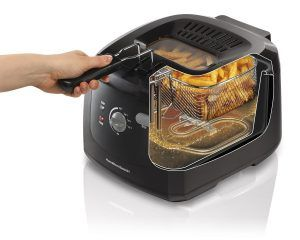 Pin On Top 10 Best Deep Fryers Fat Fryer And Frying Oil Review 2017