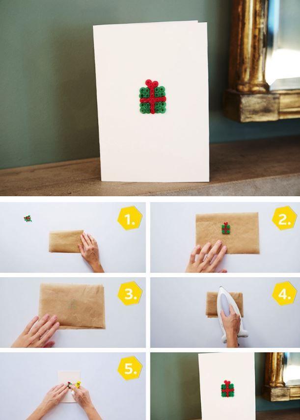 Kreative Weihnachtskarten.Weihnachtskarten Basteln 4 Kreative Bastel Anleitungen
