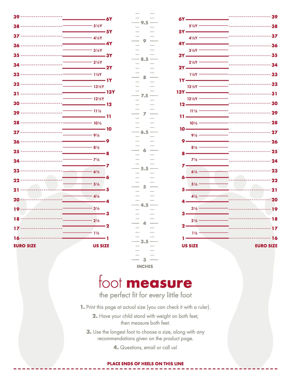 Hanna Andersson Size Chart : hanna, andersson, chart, Children's, Shoes, Same,, Running, Bigger, Smaller, Child's, Measurement., Cour…, Childrens, Shoes,, Crochet, Converse,