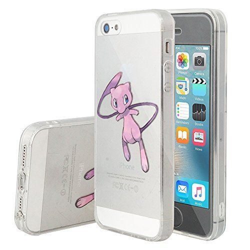 coque iphone 5 dessin pokemon