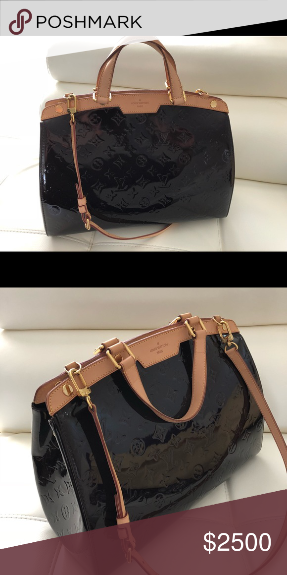 Authentic Louis Vuitton Bag Monogram with leather straps. Great condition. Louis  Vuitton Bags Totes ca33072ece