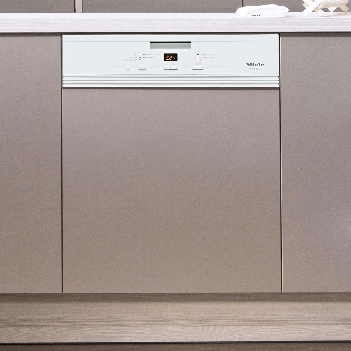 Lave Vaisselle G 4942 Sci Bb Lave Vaisselle Encastrable Lave