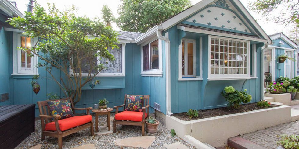 5 colorful decorating ideas to steal from this california cottage rh pinterest com cottages in northern california beach cottages in california