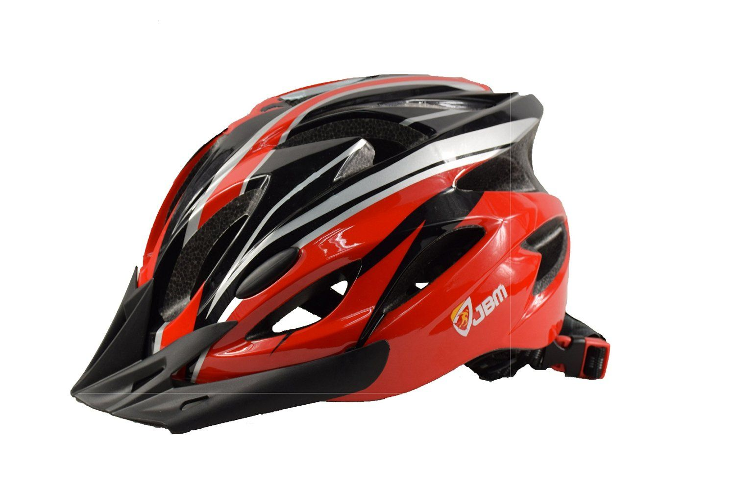 Amazon Com Jbm Adult Cycling Bike Helmet Specialized For Mens Womens Safety Protection Red Blue Yellow Http Www Womens Safety Cycling Bikes Bike Helmet