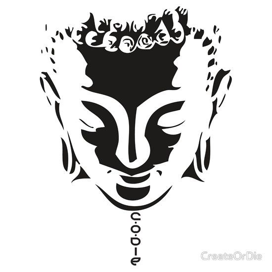 High quality Buddha inspired T-Shirts, Posters, Mugs and more by independent artists and designers from around the world. Description from redbubble.com. I searched for this on bing.com/images