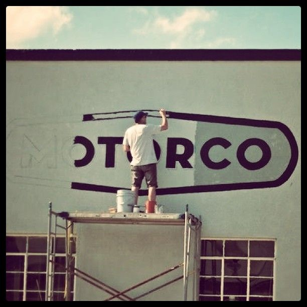 MOTORCO  Photo by joecohn • Instagram