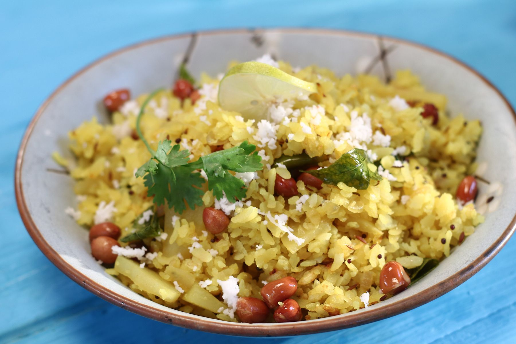 Poha Whether you are looking for a proteinrich