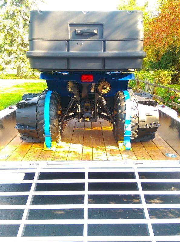 bike rack without a hitch - ClubLexus - Lexus Forum Discussion