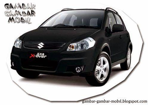 Gambar Mobil Suzuki X Over Suzuki