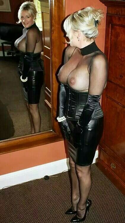 And Big nylon tits